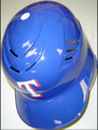 Texas Rangers Left Flap CoolFlo Official Batting Helmet
