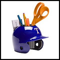 Texas Rangers Mini Helmet Desk Caddy