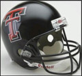 Texas Tech Red Raiders Full Size Replica Helmet