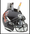 Texas Tech Red Raiders Helmet Desk Caddy