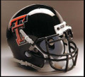 Texas Tech Red Raiders Mini Authentic Schutt Helmet