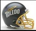 Toledo Rockets Mini Authentic Schutt Helmet