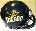 Toledo Rockets Mini Replica Helmet