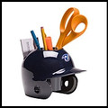 Toronto Blue Jays Mini Helmet Desk Caddy