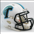 Tulane Green Wave Mini Speed Helmet