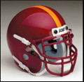 Tuskegee Golden Tigers Mini Authentic Schutt Helmet
