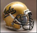UCLA Bruins Full Size Authentic Schutt Helmet
