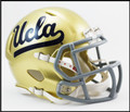 UCLA Bruins Riddell NCAA Mini Speed Football Helmet