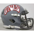 University of Nevada Las Vegas UNLV Runnin Rebels Mini Speed Helmet
