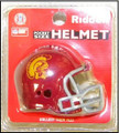 USC Trojans NCAA Pocket Pro Singles Football Helmet