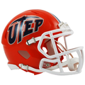 University of Texas El Paso UTEP Miners Mini Speed Helmet