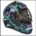 Vancouver Canucks NHL Full Size Street Extreme Youth Goalie Mask