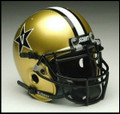 Vanderbilt Commodores Full Size Authentic Schutt Helmet