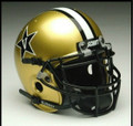 Vanderbilt Commodores Full Size Replica Schutt Helmet