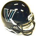 Villanova Wildcats Mini Authentic Schutt Helmet