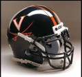 Virginia Cavaliers Full Size Authentic Schutt Helmet