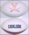 Virginia Cavaliers Full Size Signature Embroidered Series Football