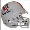 Arizona Wildcats Authentic Schutt Helmet White NEW 2011