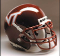 Virginia Tech Hokies Full Size Authentic Schutt Helmet