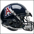 Arizona Wildcats Authentic Schutt XP Football Helmet
