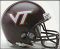Virginia Tech Hokies Mini Replica Helmet