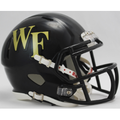 Wake Forest Demon Deacons Mini Speed Helmet