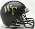 Wake Forest Demons Mini Replica Helmet