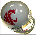 Washington State Cougars Full Size Replica Helmet