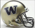 Washington Huskies Mini Replica Helmet