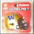 Washington Huskies NCAA Riddell Pocket Pro Helmet