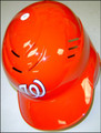 Washington Nationals Left Flap CoolFlo Official batting Helmet