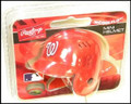Washington Nationals MLB Rawlings CoolFlo Pocket Pro Team Helmet
