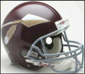 Washington Redskins 1965-69 Throwback Full Size Authentic Helmet