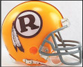 Washington Redskins 1970-71 Throwback Mini Replica Z2B Helmet