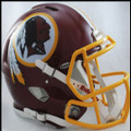 Washington Redskins Authentic Revolution Speed Football Helmet