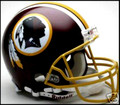 Washington Redskins Full Size Authentic Helmet