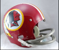 Washington Redskins Full Size TK Suspension Throwback Helmet 1972-77