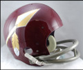 Washington Redskins Full Size TK Suspension Throwback Helmet 65-69