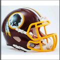 Washington Redskins Mini Speed Football Helmet