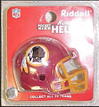 Washington Redskins NFL Pocket Pro Single Football Helmet