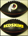 Washington Redskins NFL PT6 Full Size Black Football