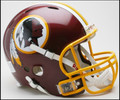 Washington Redskins Revolution Full Size Authentic Helmet