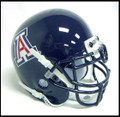 Arizona Wildcats Mini Authentic Schutt Helmet