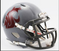 Washington St Cougars Riddell NCAA Mini Speed Football Helmet