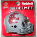Washington St. NCAA Riddell Pocket Pro Helmet