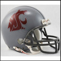 Washington State Cougars Home Mini Replica Helmet