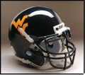 West Virginia Mountaineers Full Size Replica Schutt Helmet