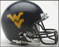 West Virginia Mountaineers Mini Replica Helmet