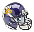Western Illinois Leathernecks Mini Authentic Schutt Helmet