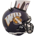 Western Illinois Leathernecks Mini Football Helmet Desk Caddy